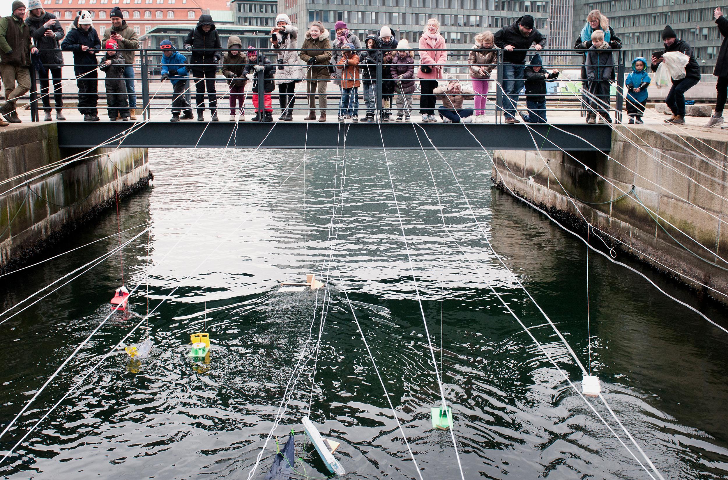 De Uofficielle Danmarksmesterskaber i Minibådbyggeri / Foto: Johan Peter Jønsson