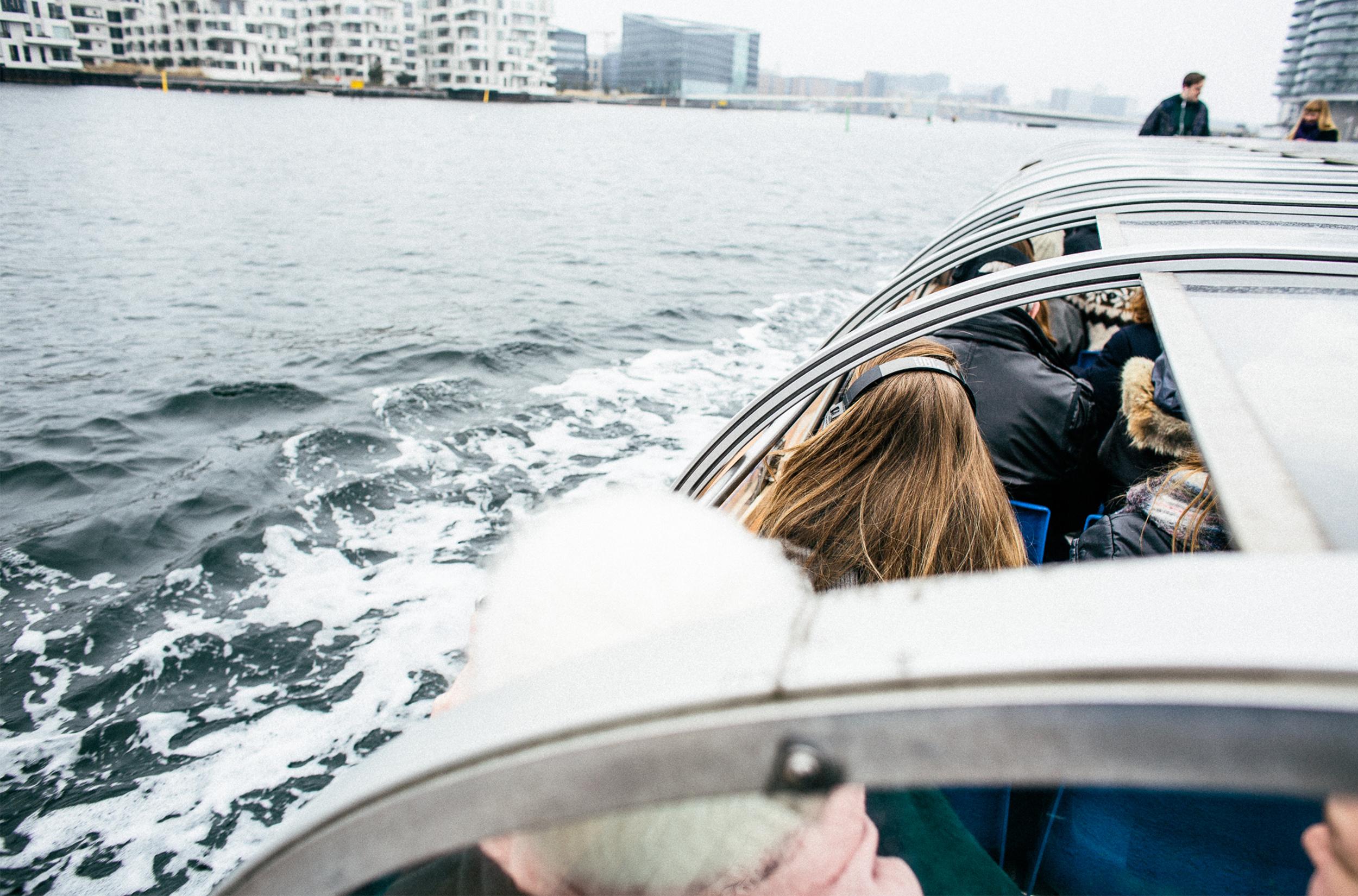 Lyt til Sydhavnen / Foto: Malthe Ivarsson