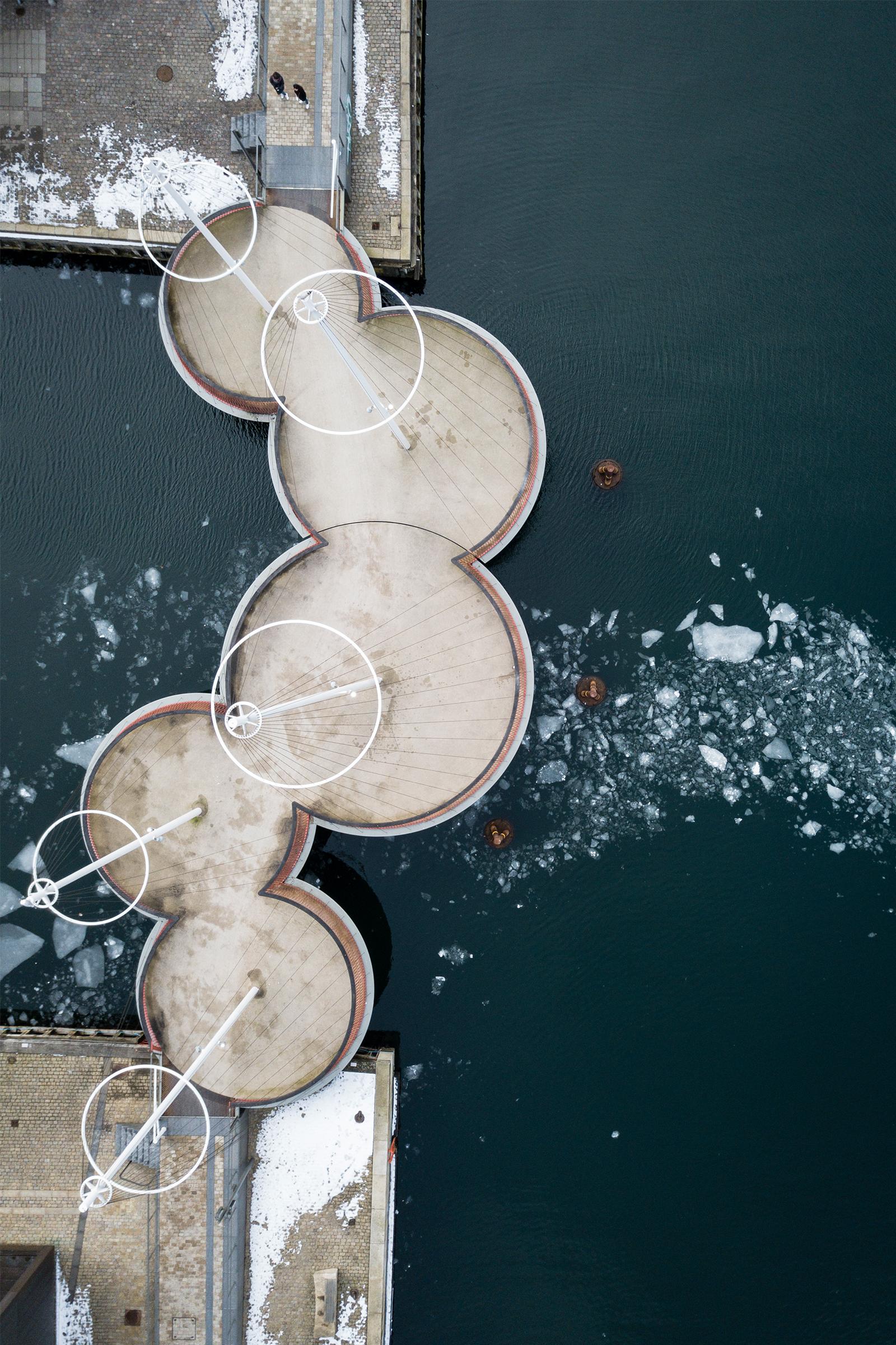 Cirkelbroen / Foto: Andreas Raun Arneberg