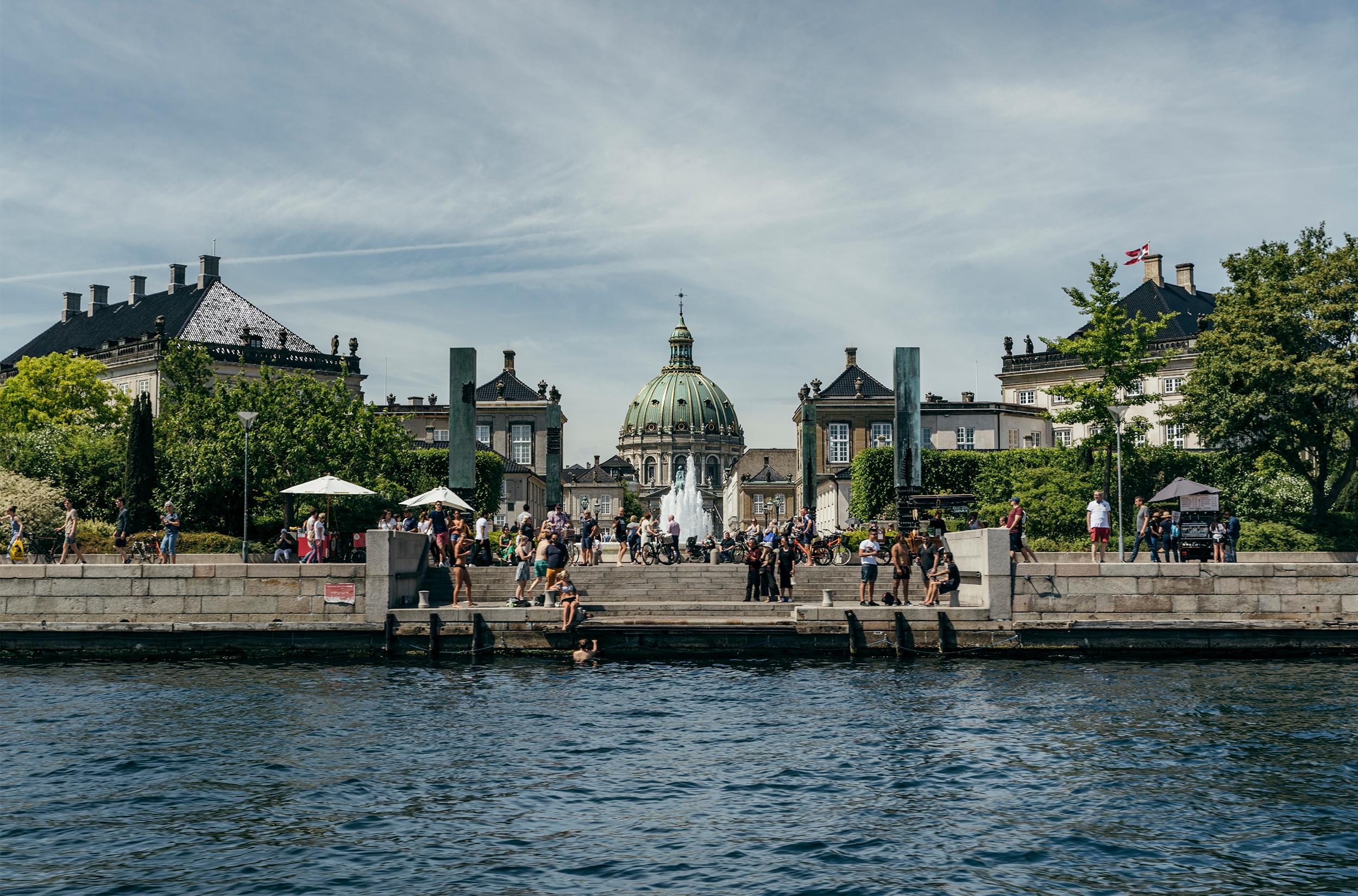Inderhavnen / Foto: Andreas Raun Arneberg