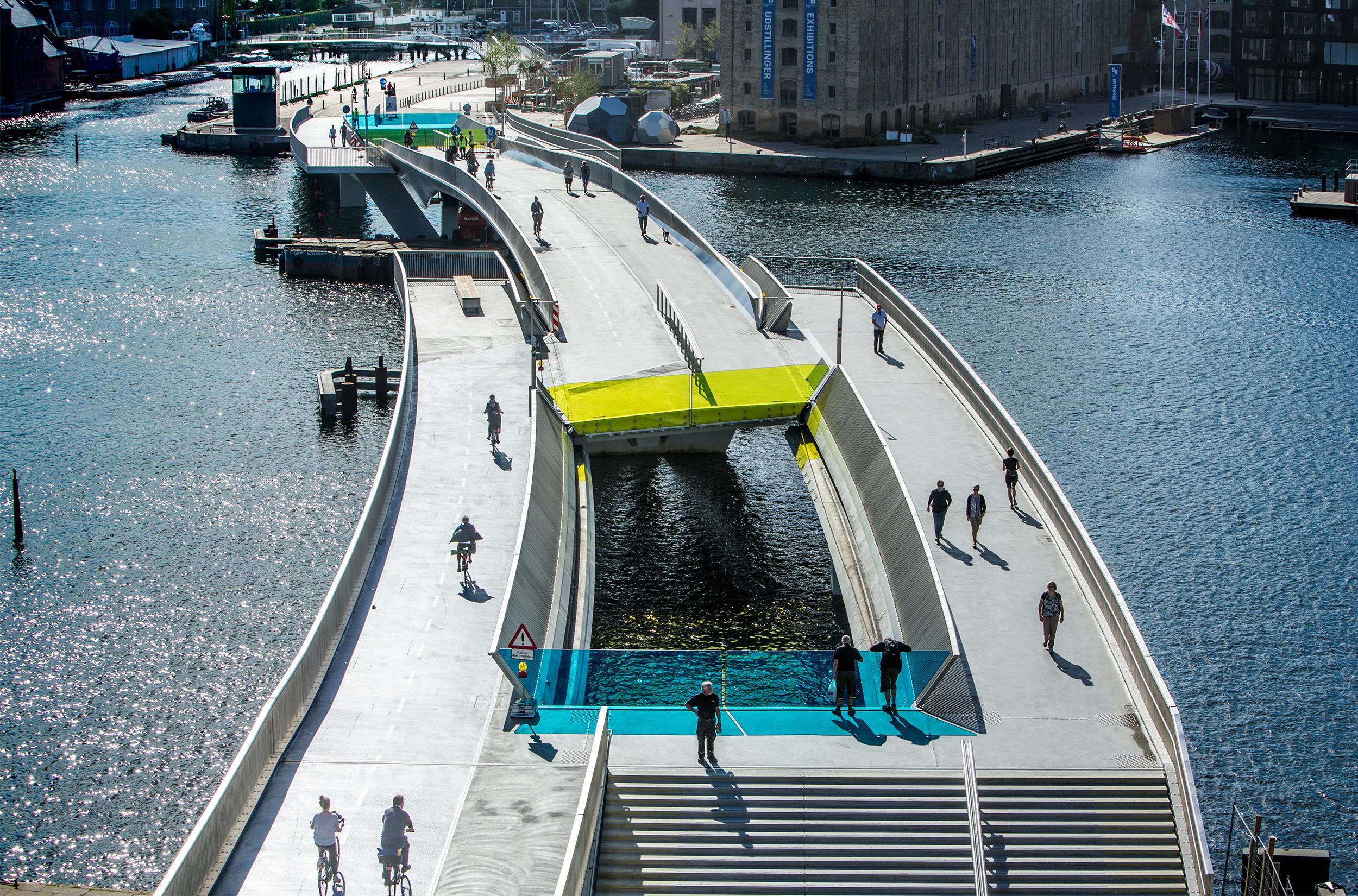 Inderhavnsbroen / Foto: Andreas Raun Arneberg