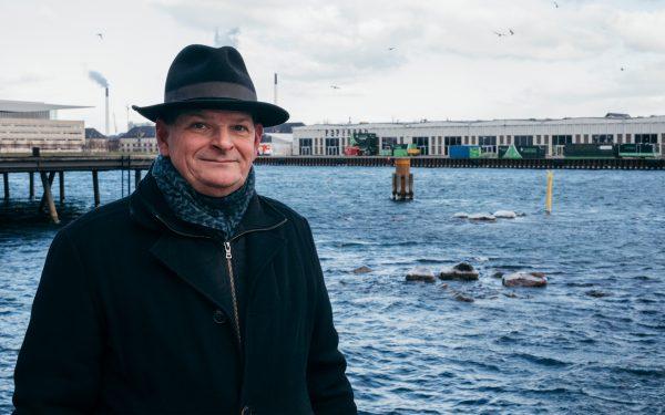 Lars Anker Angantyr og stenrev i Københavns Havn