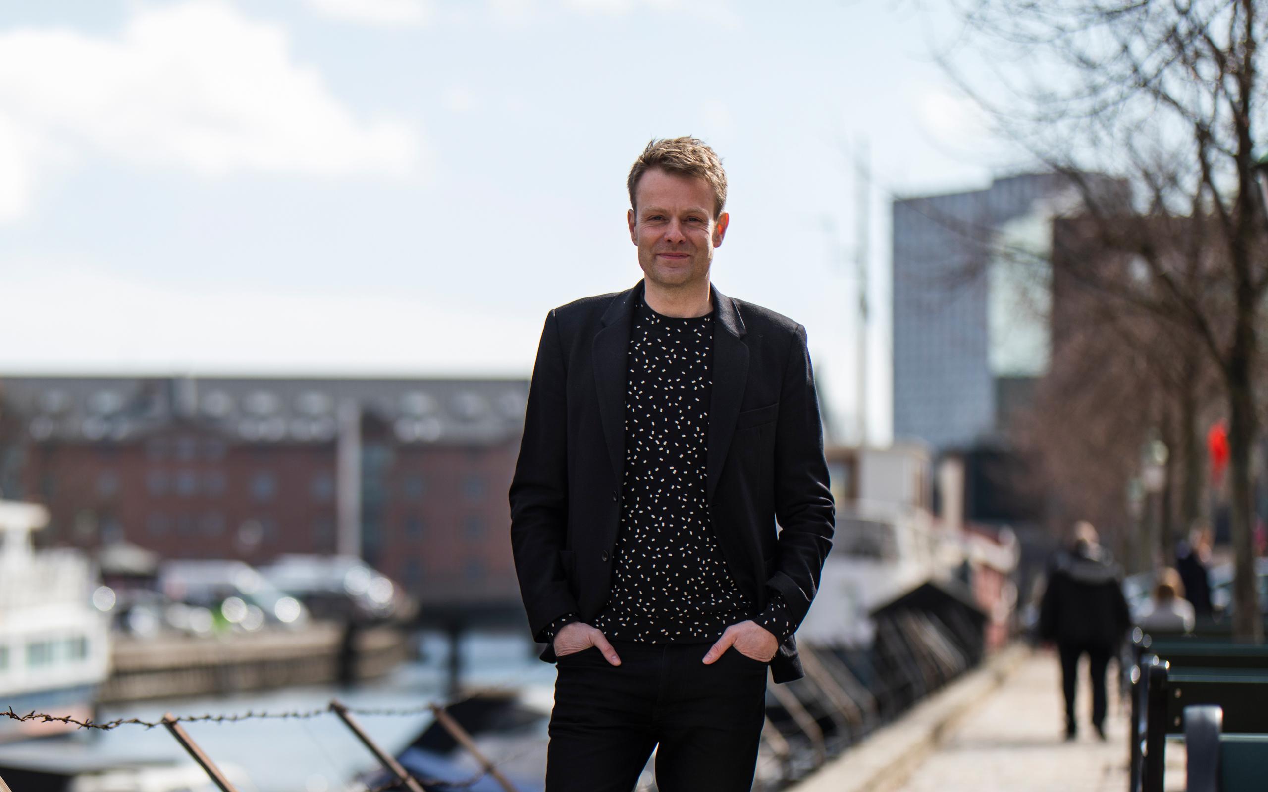 Kultur- og fritidsborgmester Niko Grünfeld