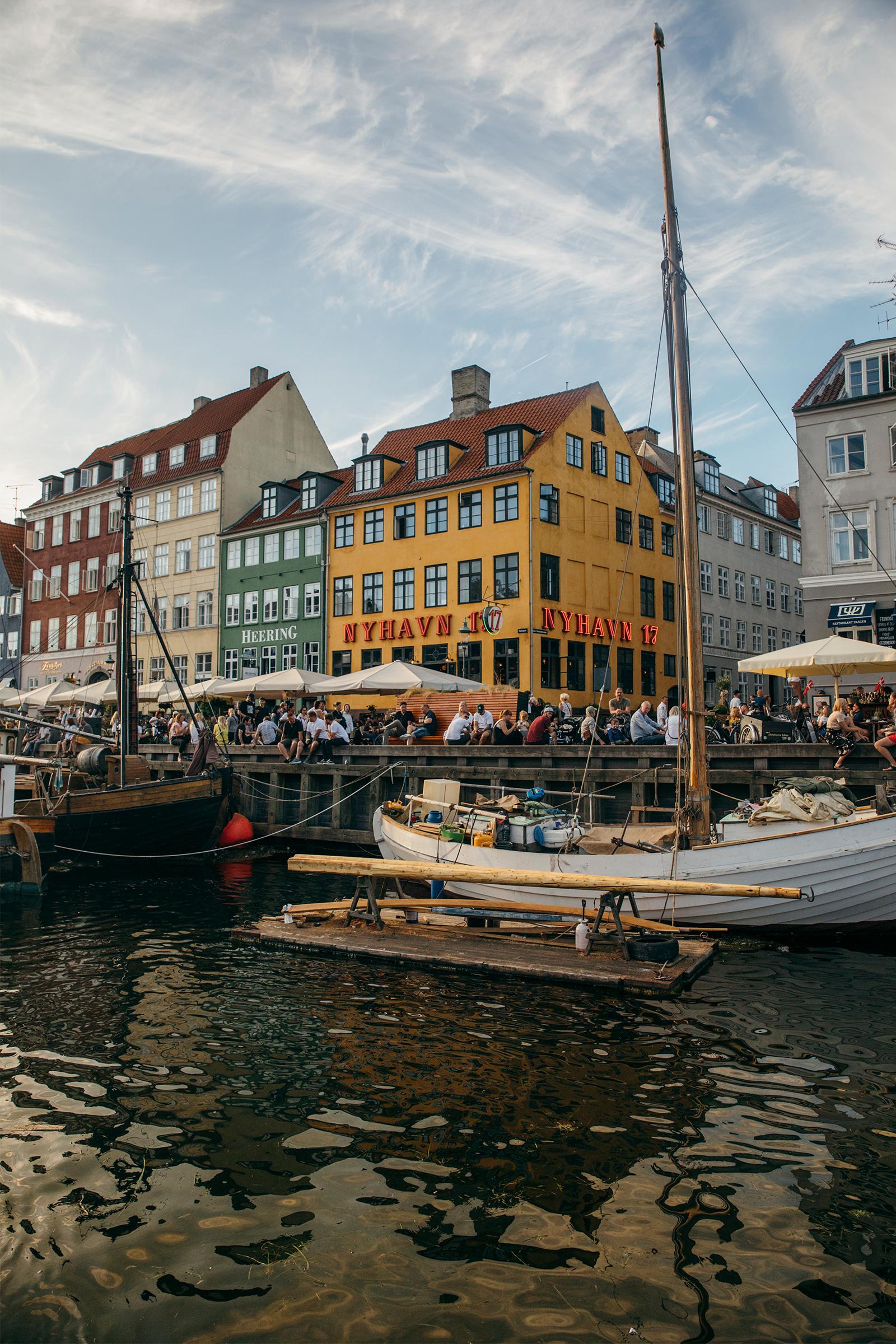 Nyhavn / Foto: Andreas Raun Arneberg
