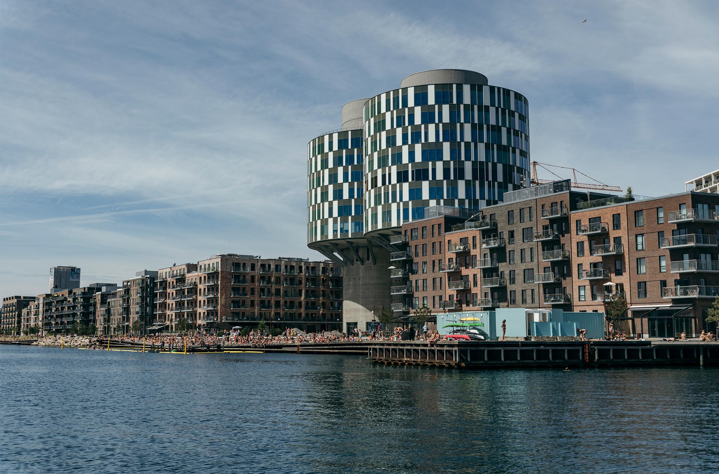 Siloerne i Nordhavn / Foto: Andreas Raun Arneberg
