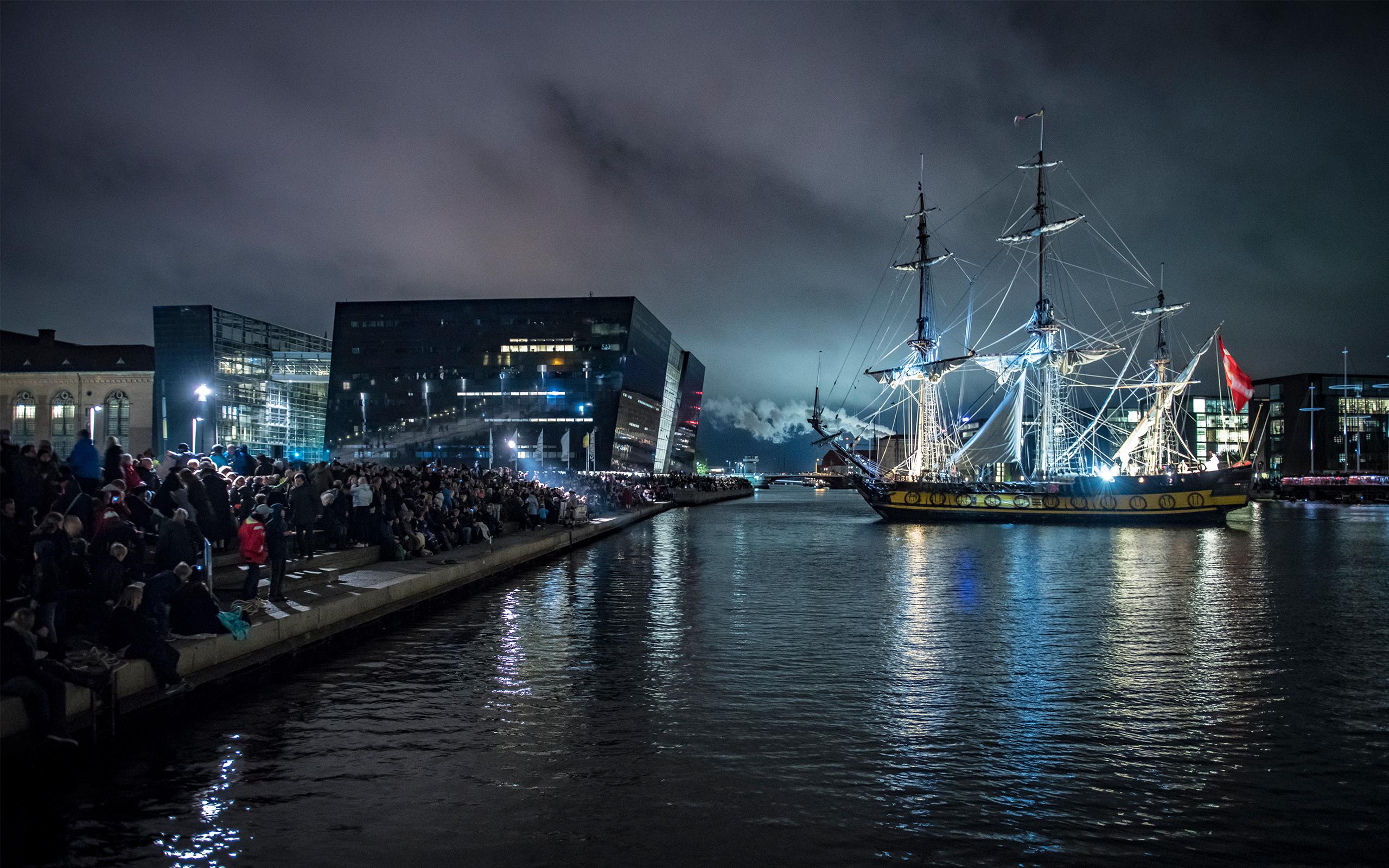 Søslag i Københavns Havn