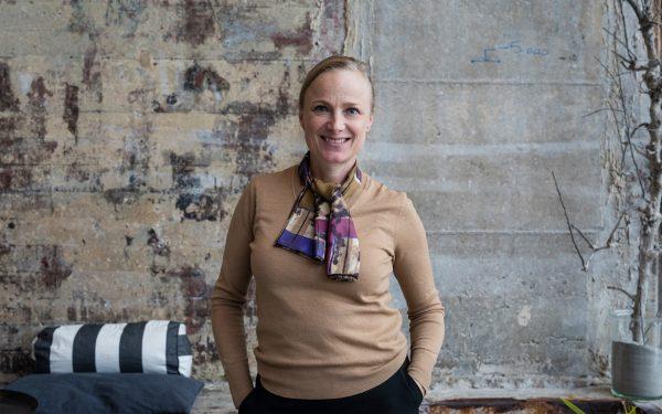 Ulla Tofte fra M/S Museet for Søfart